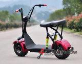 2016 самокат Citycoco 500W 48V колес новых продуктов большой 2 электрический, электрический мотоцикл