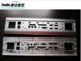 CNC die Delen voor het toebehoren-Aluminium van de Verlichting Delen machinaal bewerken