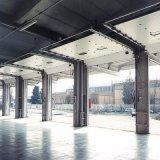 De praktische Deuren van de Garage van het Glas van de Legering van het Aluminium