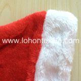 Chapéus do Natal do luxuoso da novidade do chapéu do Natal do diodo emissor de luz da forma
