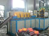 中間周波数の誘導棒暖房の炉の暖房機械