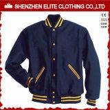Vente en gros de vestes de coton en coton brodé personnalisé hommes (ELTBQJ-531)