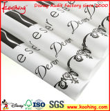 Custom Logo Wrapping Tissue Paper for Gift Packaging