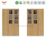 Шкаф хранения офисной мебели деревянный (H90-0684)