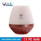 Altoparlante senza fili di Bluetooth di stile dei 2016 uova con colore LED