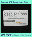 بطاقات في [فيب] بطاقة مع زخرفة و [هيك] [2750و] شريط مغنطيسيّة