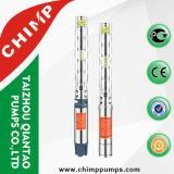 Pompa ad acqua sommergibile di pollice 0.5HP Qjd dello scimpanzé 3
