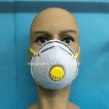 액티브한 탄소 및 벨브를 가진 처분할 수 있는 안전 인공호흡기 가면