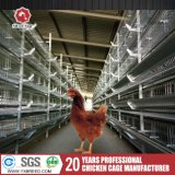 een Type 3 of 4 Tiers Battery Cage Used voor Nigeria Lagos (a-4L120)