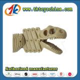 高品質のプラスチック手のおもちゃの恐竜のグラバーのおもちゃ