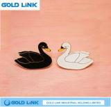 Il metallo del regalo di promozione perfezionamento il Pin di vestiti del distintivo del metallo di Pin dello smalto