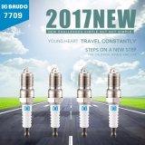Bougie d'allumage d'iridium du BD Baudo 7709 enflammant continuellement le pouvoir améliorant le type procès pour 2.5L majestueux V6 Lb8
