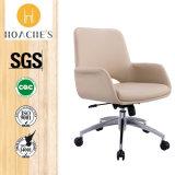 Silla de cuero clásica china del encargado para el sitio de la oficina (HT-881B)