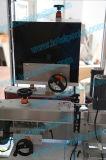 Máquina linear tampar de quatro rodas para os tampões plásticos (CP-300A)