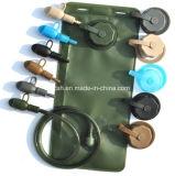 Militar al aire libre táctico de agua bolsa de hidratación vejiga