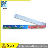 Modèle de bracelet de promotion de satin votre propre logo