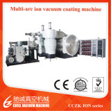 Qualitäts-Edelstahl-Blatt-Ionenüberzug-Maschinen-/Titanvergoldung-Maschine für Pipe/PVD Überzug-System