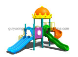 Spielplatz-Gerät der im Freienkinder