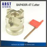 Cortador do moinho de face da elevada precisão Bap400r-4t para acessórios da máquina do CNC