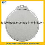 Медаль вставки высокого качества изготовленный на заказ пустое от прямой связи с розничной торговлей изготовления