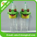Самая лучшая продавая бутылка питья воды логоса пластичная