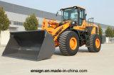 Voor Merk 6 Ton Yx667 van de Vlag van de Lader van het Wiel met Motor Weichai