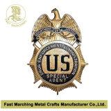 La police faite sur commande Badge, Pin de bonne qualité de revers avec le prix concurrentiel