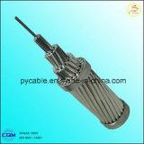 Aço de alumínio encalhado Reinforced/ACSR do condutor do condutor desencapado