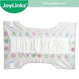 Tecido absorvente elevado do bebê 2017 com fita mágica