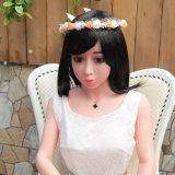 140cm Asiat-Mädchen-Silikon-Gummi-Geschlechts-Puppen