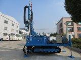 Construction rotatoire de plate-forme de forage de système, foreuse de chenille hydraulique