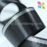 Webbing de nylon de imitação da listra da fonte para acessórios da correia/saco de cintura