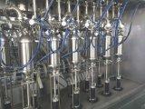 Máquina de rellenar automática y empaquetadora para la serie de Avf del agua