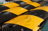 Het Leegmaken van de Vrachtwagen van de goede Kwaliteit Duurzame Verkeersdrempels