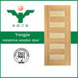20 лет фабрики  Конструкции двери меламина деревянные в Zhejiang, Китае