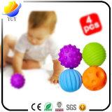 Boule de jouet et jouet pour enfants à haute qualité et colorée Yo-Yo Ball et ballon en caoutchouc et boule de panier avec support et capteur pour bébé Ball et Footbag Ball pour cadeaux promotionnels