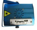 Оптовый Multi лазерный луч 4 цвета в 1 свете диско лазера лазерного луча mp3 плэйер влияния миниом с дистанционным управлением