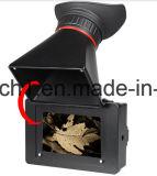 Sdi를 가진 3.5 인치 EVF는 DSLR 사진기 (S350)를 위해 입력했다