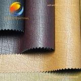 Gute Qualitätskünstliches PU-Leder für Kleid