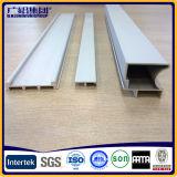 Profili di alluminio della rottura termica per stoffa per tendine Windows