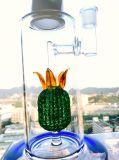 14 Zoll-Ananas buntes Perc Glaswasser-Rohr