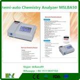Halbautomatisches Chemie-Analysegerät mit Inkubator Mslba50A