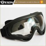 ハンチングAirsoft X400の風の塵の保護戦術的なギョロ目のオートバイガラス