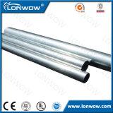 Tubo del conducto EMT del cable de la pulgada del metal el 1/2 de la alta calidad