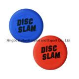 Colpo del disco del gioco della spruzzata del Frisbee di sport esterni