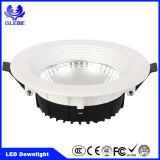 Heiße Deckenleuchte der Verkaufs-30W vertiefte runden Form-120V LED