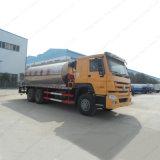 Camion di distribuzione dell'asfalto di HOWO 6X4 20-30t