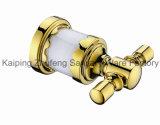 Nuovo accessorio di vetro della stanza da bagno della giada della mensola di disegno Zf-564