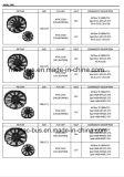 Ventilatore dell'evaporatore di Spal e parti assiali del A/C del bus del ventilatore di Spal