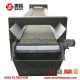 Máquinas automáticas de la prensa de filtro de la prensa de filtro de la barra lateral para la desecación del lodo